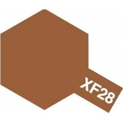 Tamiya XF-28 Dark Copper Matt 10ml - 81728