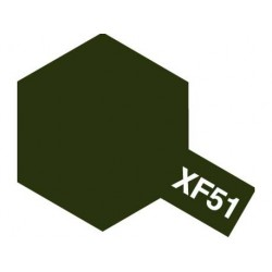 Tamiya XF-51 Khaki Drab Matt 10ml - 81751