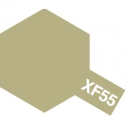 Tamiya XF-55 Deck Tan Matt 10ml - 81755