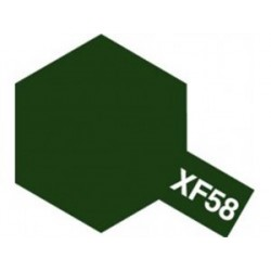 Tamiya XF-58 Olive Green Matt 10ml - 81758