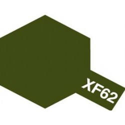 Tamiya XF-62 Olive Drab Matt 10ml - 81762