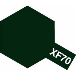 Tamiya XF-70 Dark Green 2 (IJN) Matt 10ml - 81770