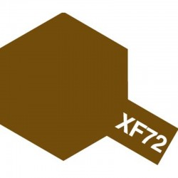 Tamiya XF-72 Brown (JGSDF) Matt 10ml - 81772