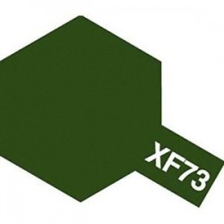 Tamiya XF-73 Dark Green (JGSDF) Matt 10ml - 81773