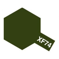 Tamiya XF-74 Olive Drab (JGSDF) Matt 10ml - 81774