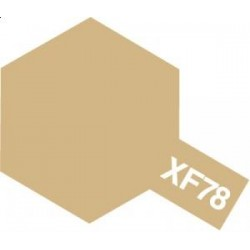 Tamiya XF-78 Wooden Deck Tan Matt 10ml - 81778