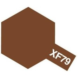 Tamiya XF-79 Linoleum Deck Brown Matt 10ml - 81779