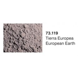 Vallejo 73119 European Earth