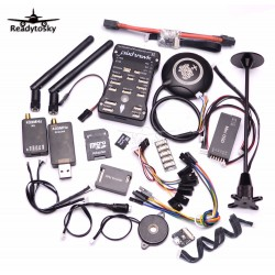 Pixhawk 2.4.8 Combo - GPS NEO-M8n - Minim OSD - Telemetria - PPM Encoder - Czujnik prądu - Akcesoria
