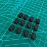 Drukowane wkłady do snapów - Delta - Druk 3D