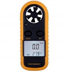 Miernik wiatru - Wiatromierz cyfrowy GM816 - Anemometer
