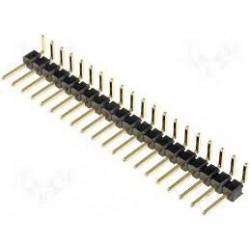 Listwa Kątowa Goldpin 3x10 2.54mm - 30pinów