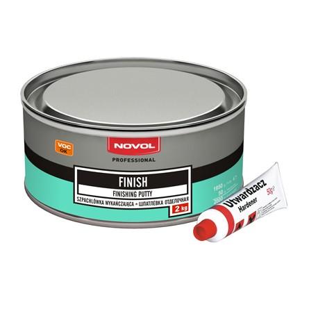FINISH - szpachlówka wykańczająca - Novol - 250 g