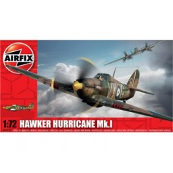 Airfix 01010 Hawker Hurricane MkI