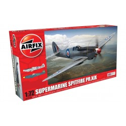 Airfix 02017A Spitfire Pr.XIX