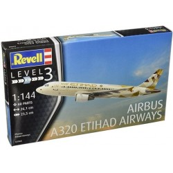 Airbus A320 'Etihad Airways' - 03968 - Revell
