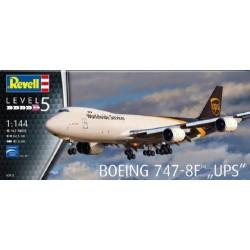 Boeing 747-8F UPS - 03912 - Revell