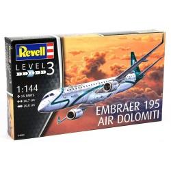 Embraer ERJ-195 - 04884 - Revell