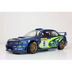 Tamiya 24240 Subaru Impreza WRC 2001