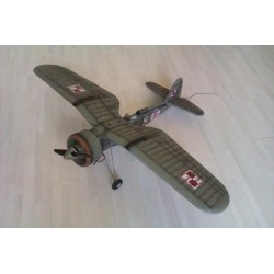 Model ESA - PZL P 11c - 800mm - NPN - Aircombat RC