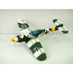 Model ESA - Messerschmitt Bf 109 G - 800mm - NPN - Aircombat RC