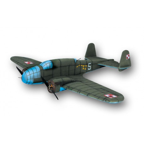 Model ESA - PZL P37 B Łoś - 800mm - NPN - Aircombat RC