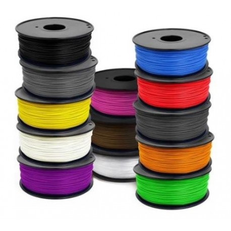 Filament PLA 1,75mm 1kg - zielony - Drukarki 3D
