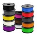 Filament PLA 1,75mm 1kg - żółty - Drukarki 3D