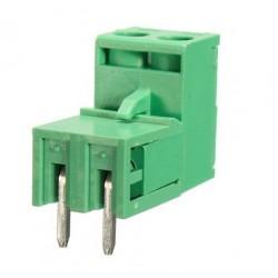 Listwa rozłączalna 5,08mm gniazdo + wtyk - 2 piny