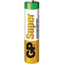 Bateria AAA 1,5V GP Super Alkaline - 2szt