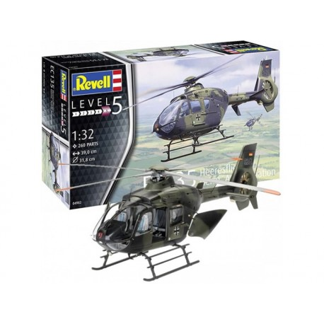 EC135 Heeresflieger/ German Army Aviation - 04982 - Revell