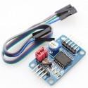 Przetwornik AC/CA PCF8591 - 8-bitowy konwerter AD/DA