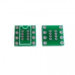 Adapter przejściówka DIP8 na SO8 z pinami