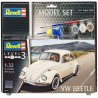 VW Beetle - Revell - 67681 - Zestaw z klejem i farbami