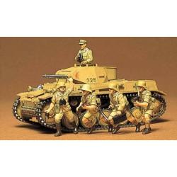 Tamiya 35009 Panzer Kampfwagen II Ausf. F/G