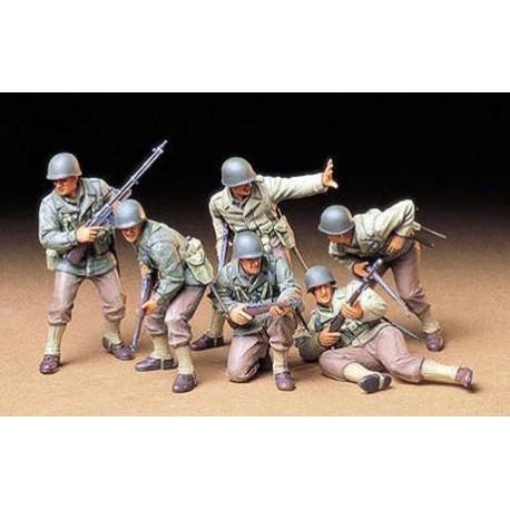 Tamiya 35192 US Army Assault Infantry