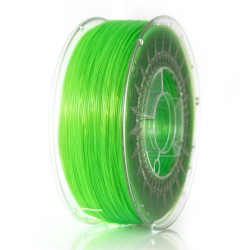 Filament Devil Design 1KG PLA-ST 1,75 mm Półtransparentny Zielony