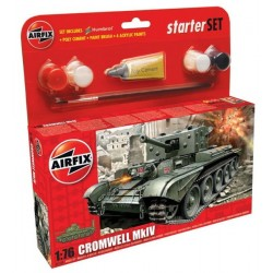 Airfix 55109 Cromwell Mk.IV Cruiser Tank (Starter Set)