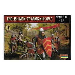 English Foot Soldiers 13-14 c. - Strelets - M118