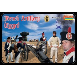 French Artillery (Egypt) Napoleonic - Strelets - 078