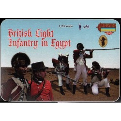 British Light Infantry in Egypt - Strelets - M071