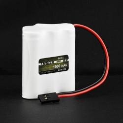 Pakiet NiMH Redox RX-Pack 6,0V 1500 mAh [kostka]