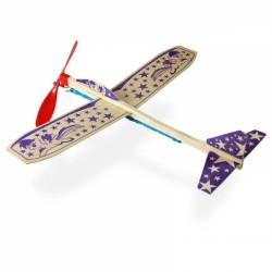 Samolot Twinkle - GUILLOWS - z napędem gumowym