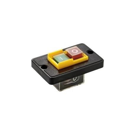 Wyłącznik elektromagnetyczny KDJ6 - 6A/250V - ON/OFF - IP55