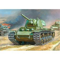 Zvezda 3539 KV-1 Soviet Heavy Tank