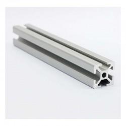 Profil aluminiowy T6 2020 - cięcie na wymiar - anodowany do drukarek 3D, stelaży, maszyn przemysłowych