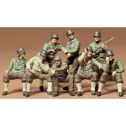 Tamiya 35080 US Combat Group