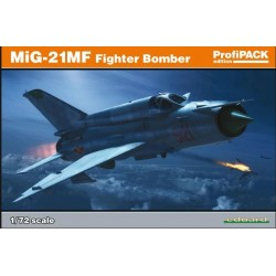 Eduard 70142 MiG-21MF Fighter-Bomber