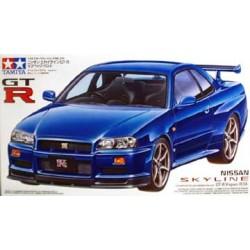 Tamiya 24210 Nissan Skyline GT-R V-spec - (R34)