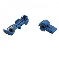 Szybkozłączka zaciskowa T2 - Złącze przewodów 0,8-2 mm2 - rozgałęźnik
